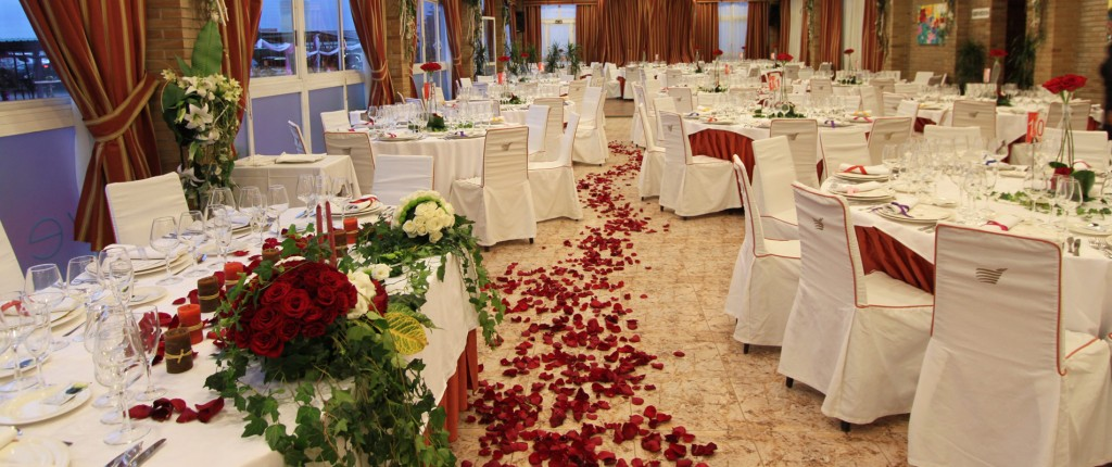 Hoteles baratos en Zaragoza ofrecen bodas low cost