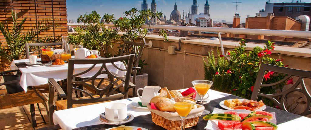Hotel para las Fiestas del Pilar 2017 en Zaragoza