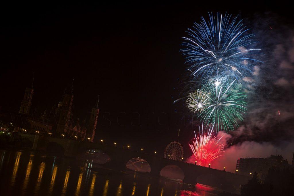 Fiestas del Pilar 2017 en Zaragoza