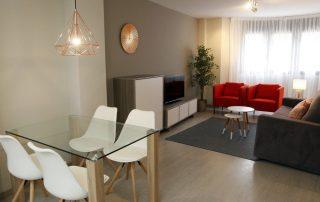 Apartamentos familiares en Lleida