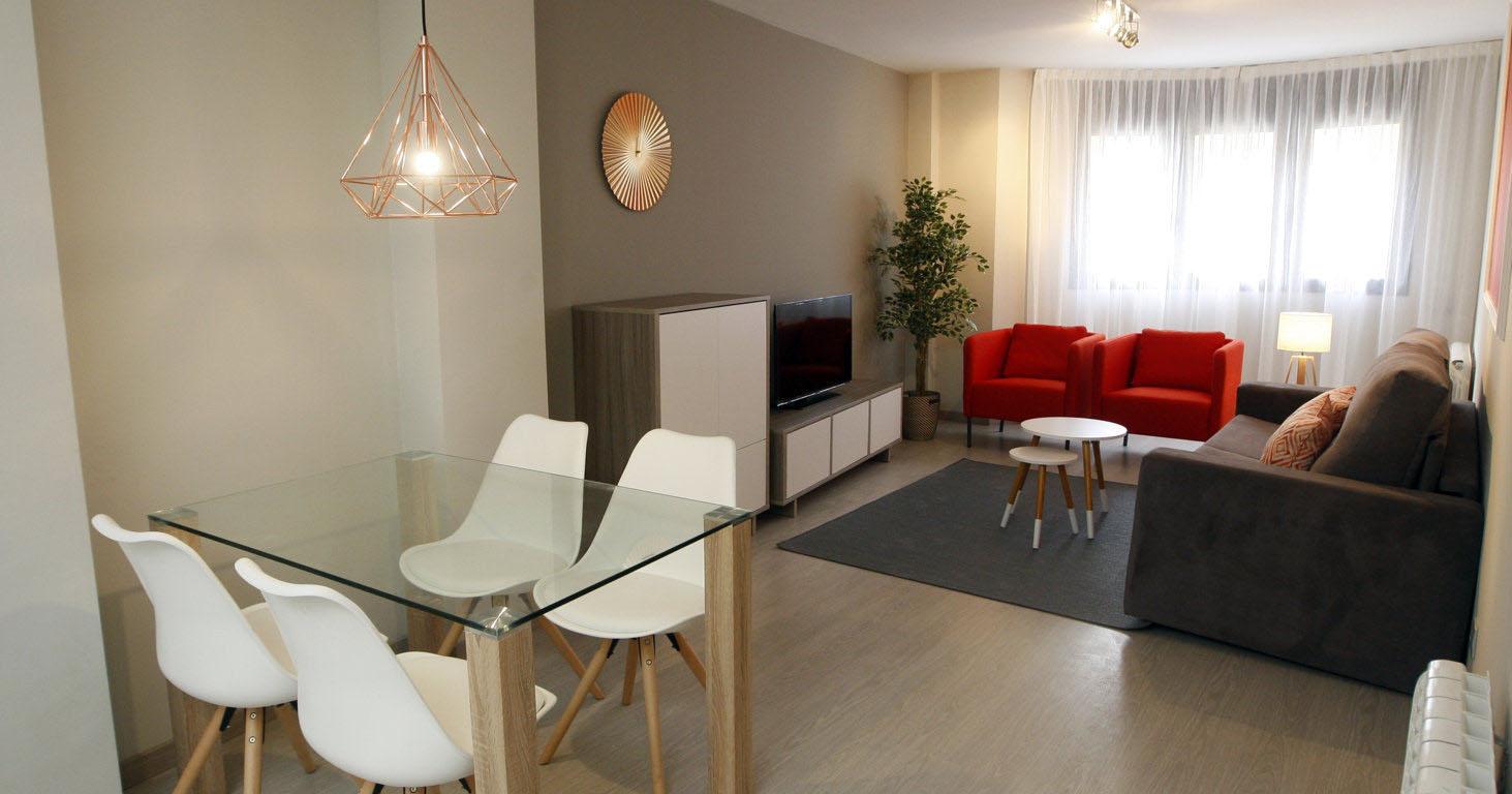 Hotel Real Lleida: apartamentos de larga estancia