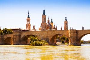 puente de diciembre en Zaragoza