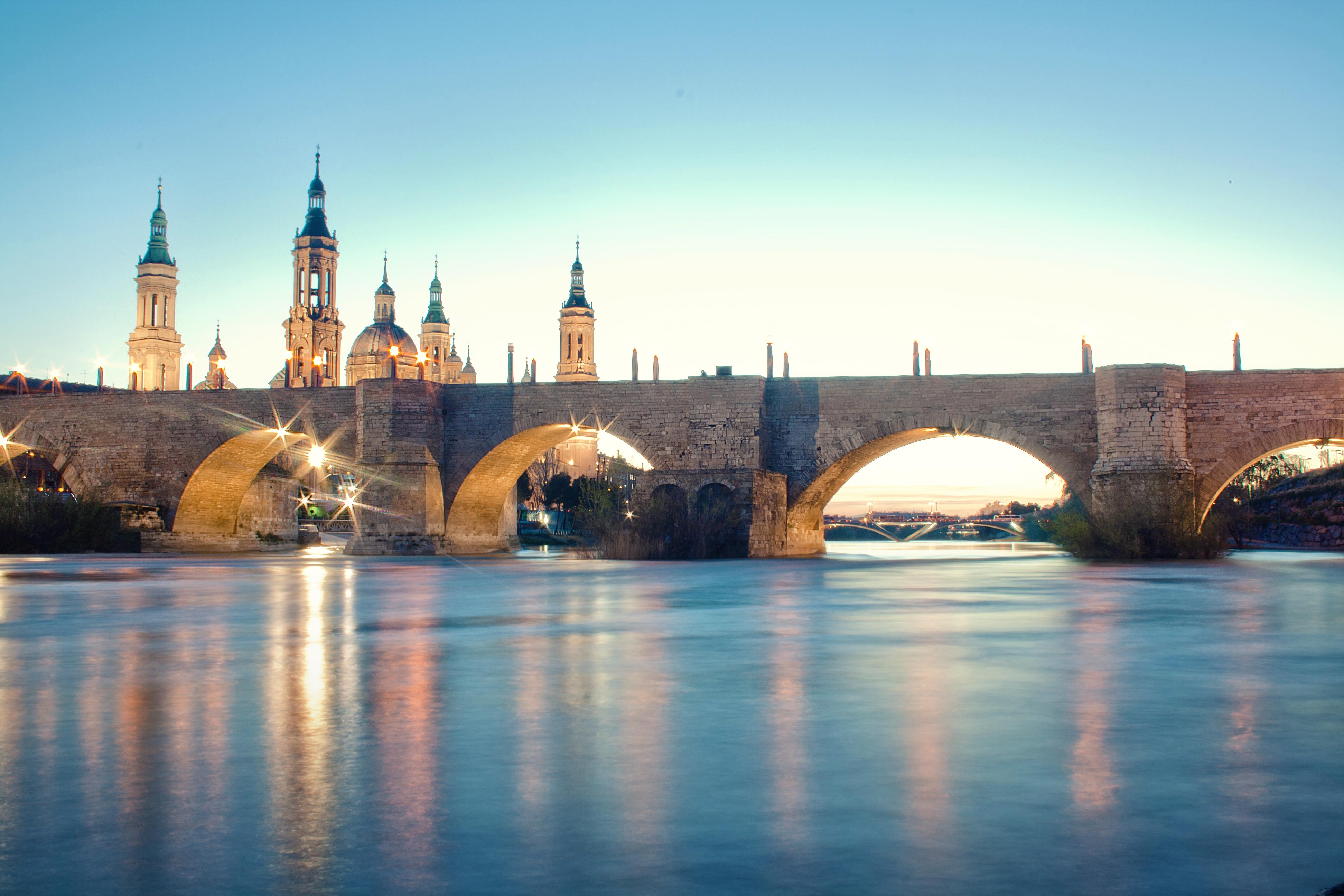 Los 4 lugares más fotografiados de Zaragoza