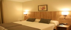 Hotel en Canfranc